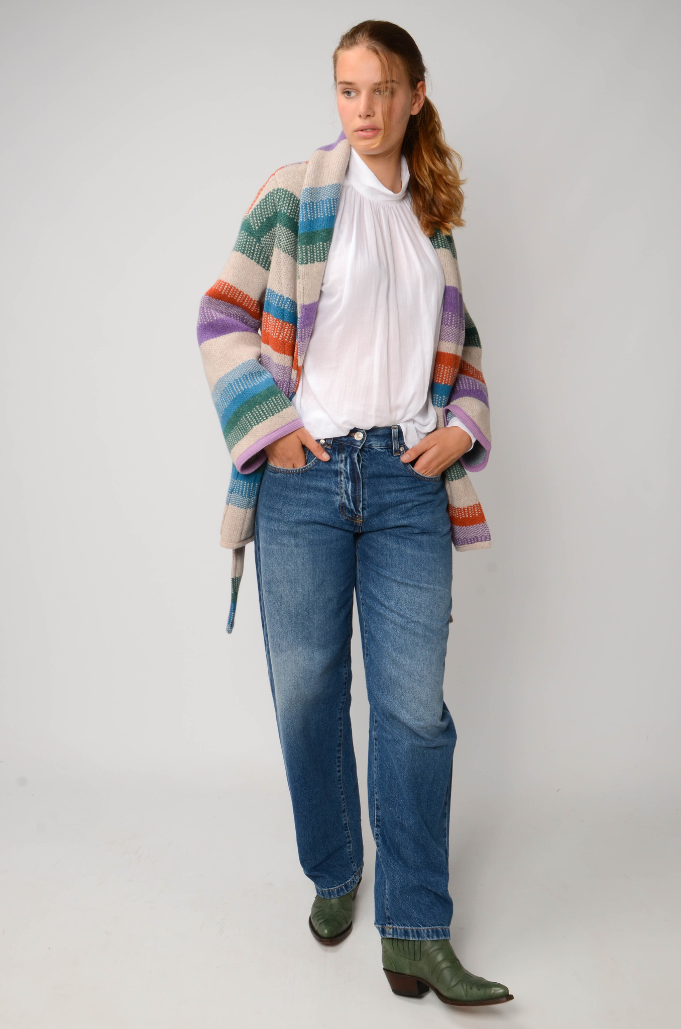 TAPERED MOM JEANS-2