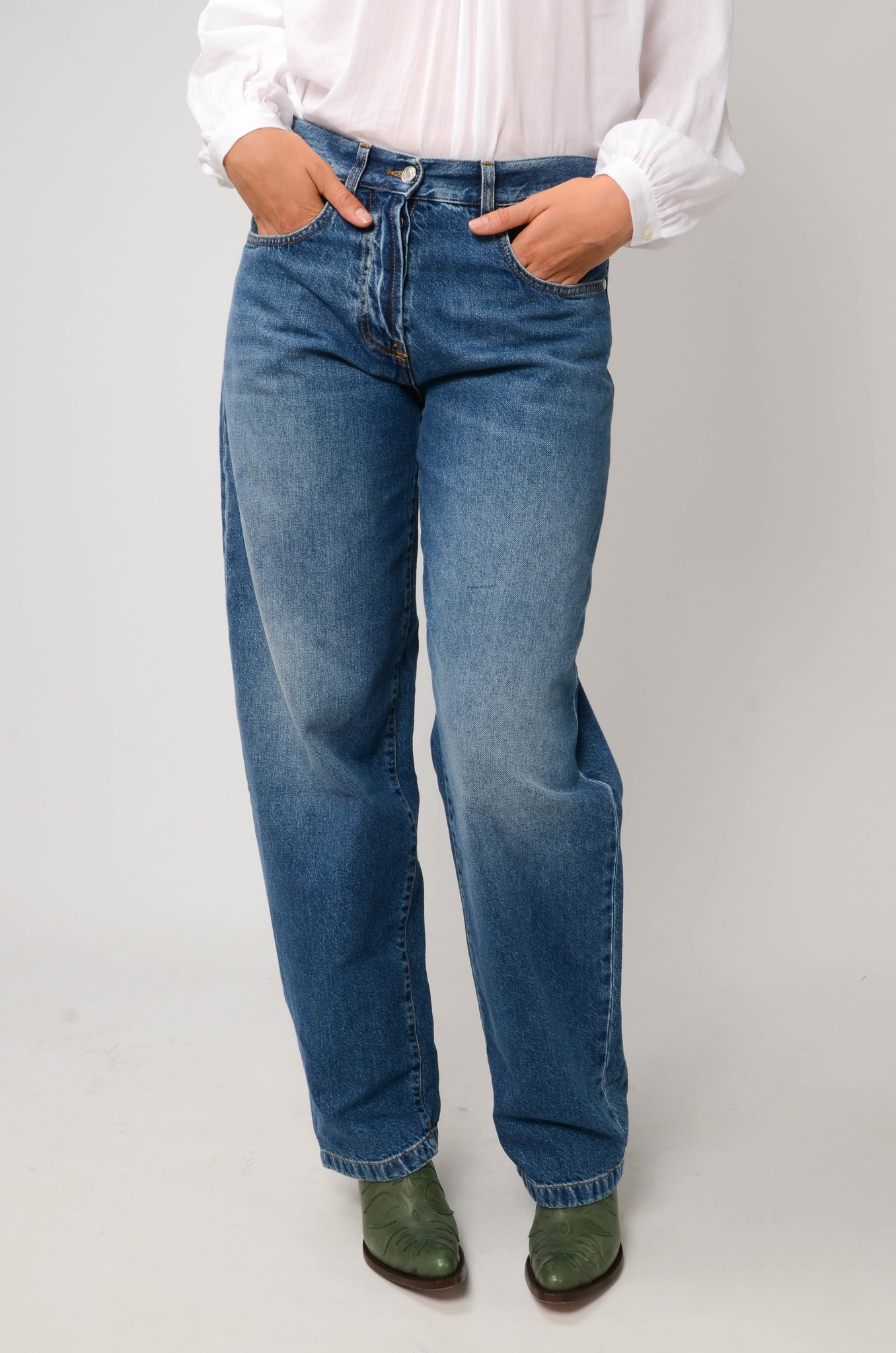 TAPERED MOM JEANS-6