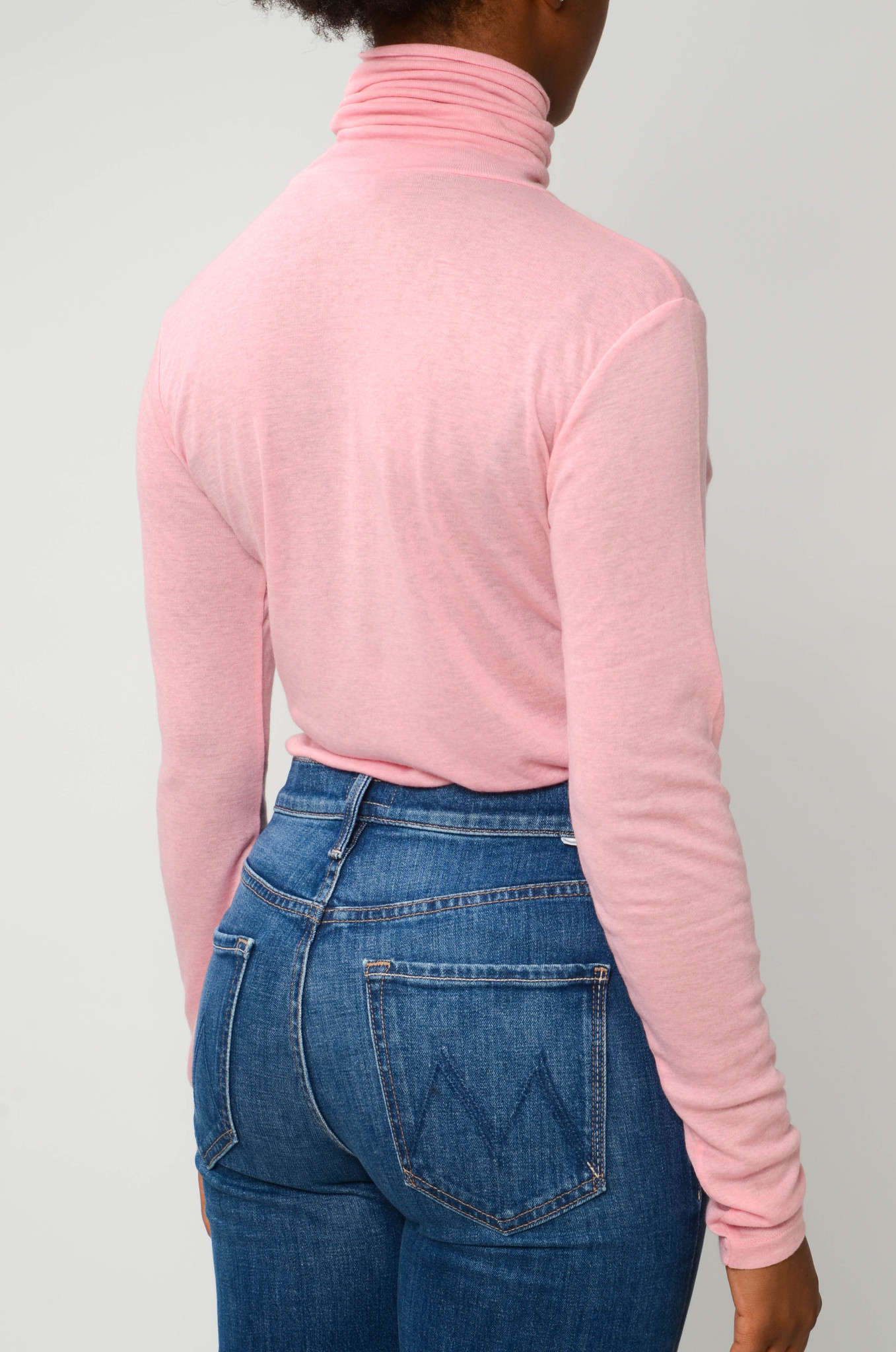 TURTLENECK IN CANDY PINK-4