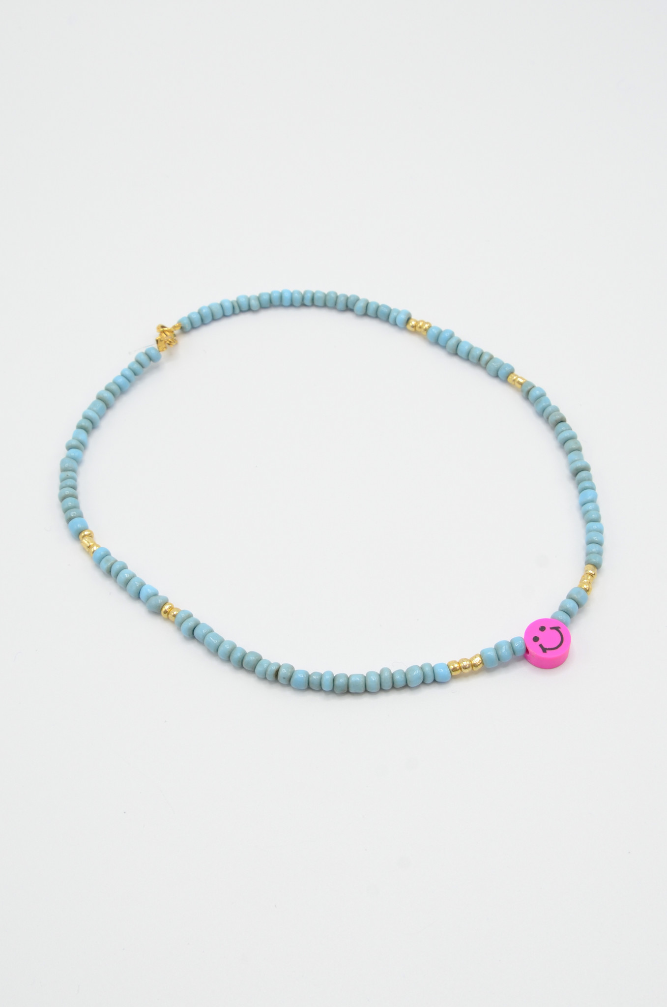 SMILEY BEAD NECKLACE-2