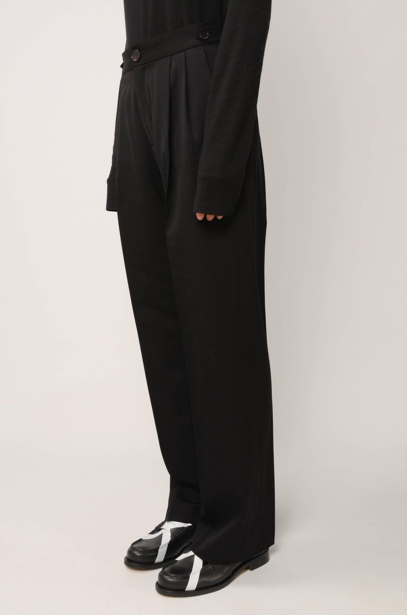 BENTON PANTS IN BLACK-3