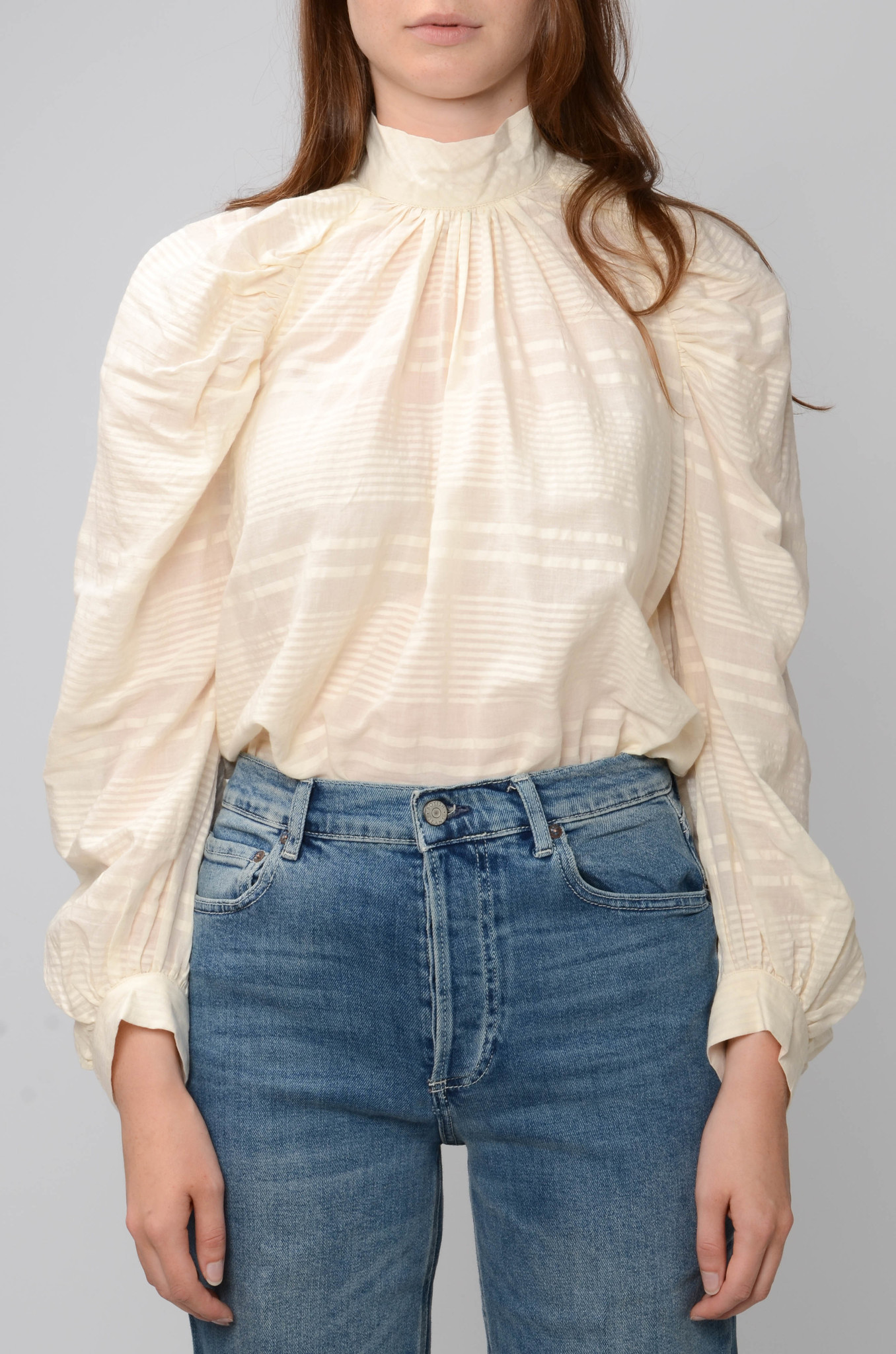 ASTA BLOUSE IN OFF WHITE-1