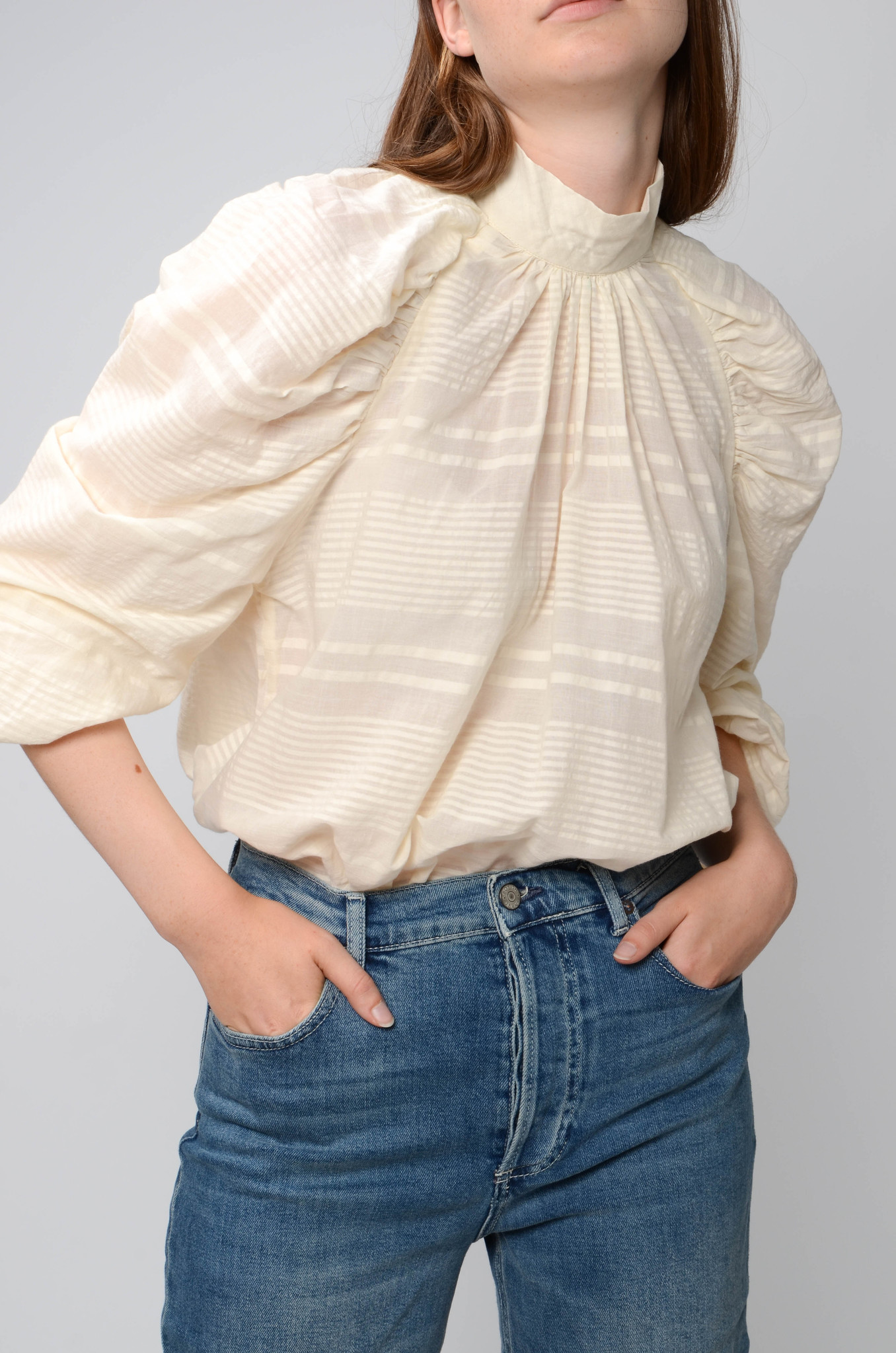ASTA BLOUSE IN OFF WHITE-5