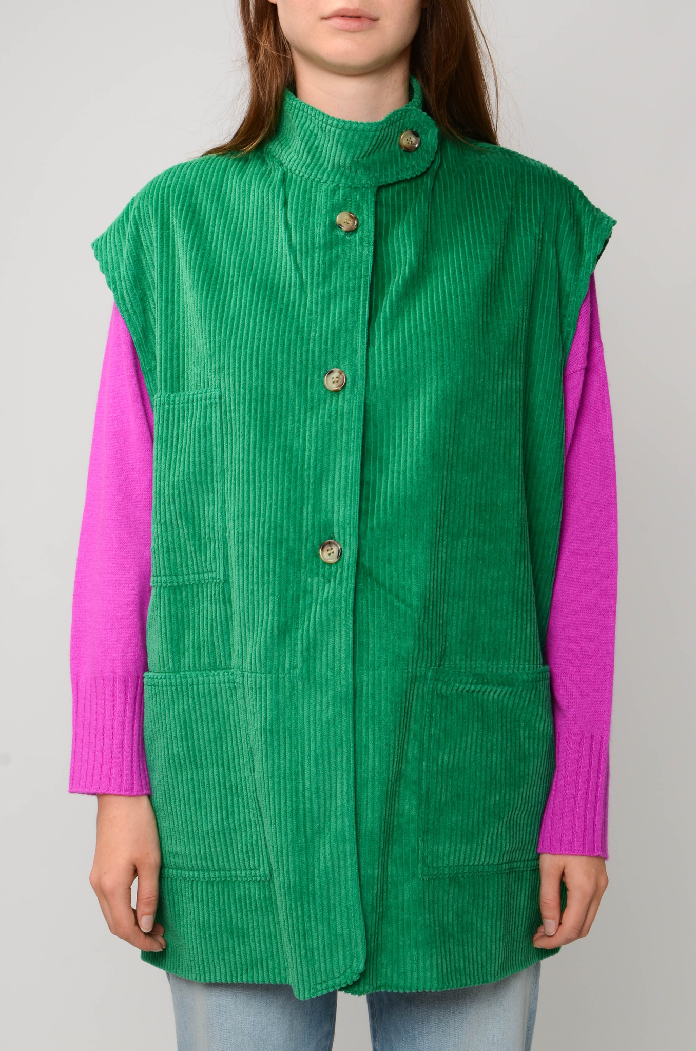JAGGER JACK IN EMERALD GREEN-3