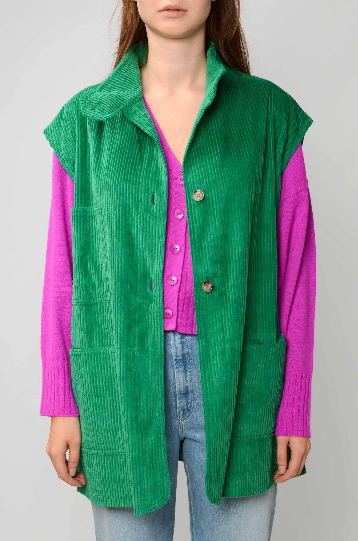 JAGGER JACK IN EMERALD GREEN-1