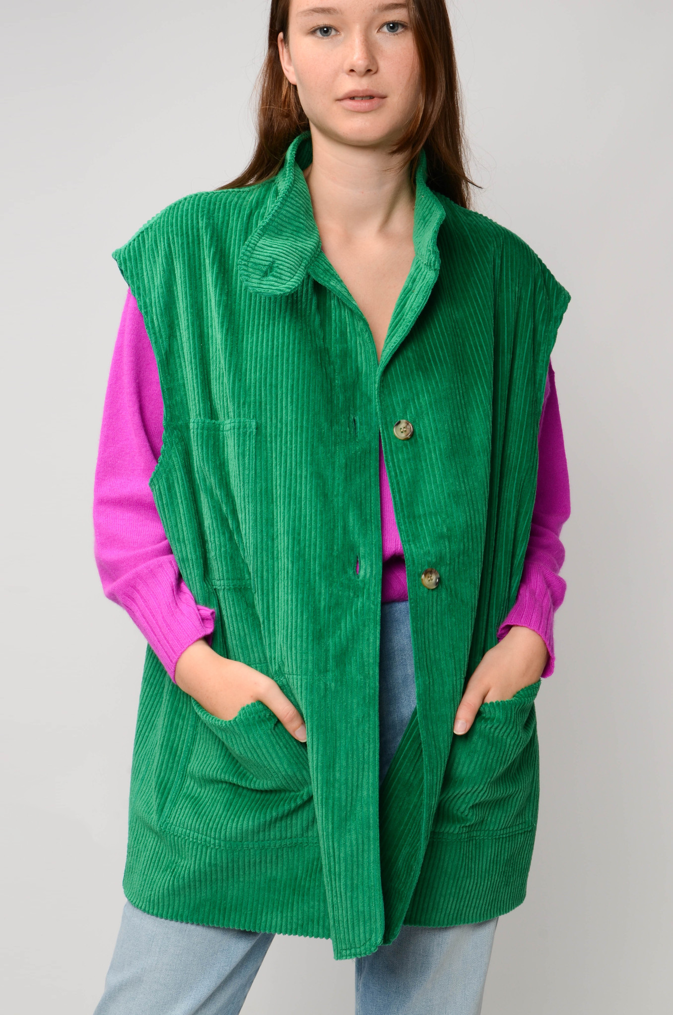 JAGGER JACK IN EMERALD GREEN-7