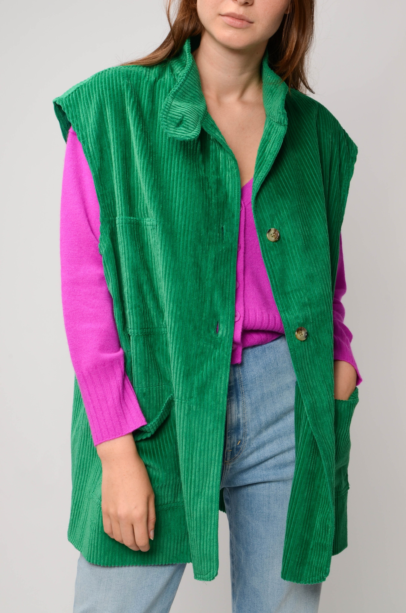 JAGGER JACK IN EMERALD GREEN-6