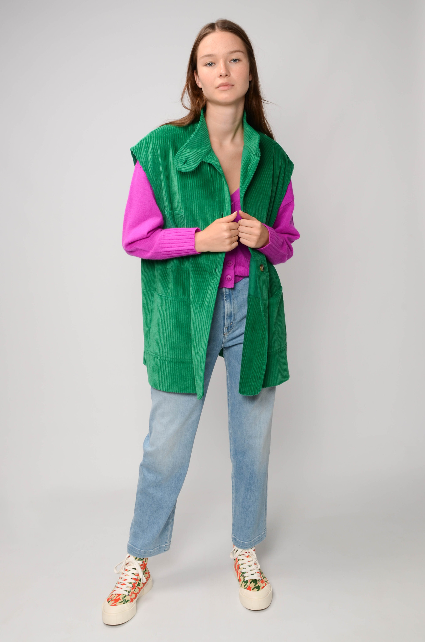 JAGGER JACK IN EMERALD GREEN-2