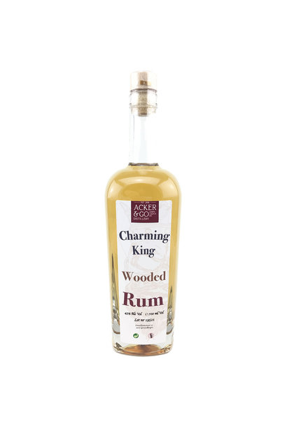 CKA Wooded Rum