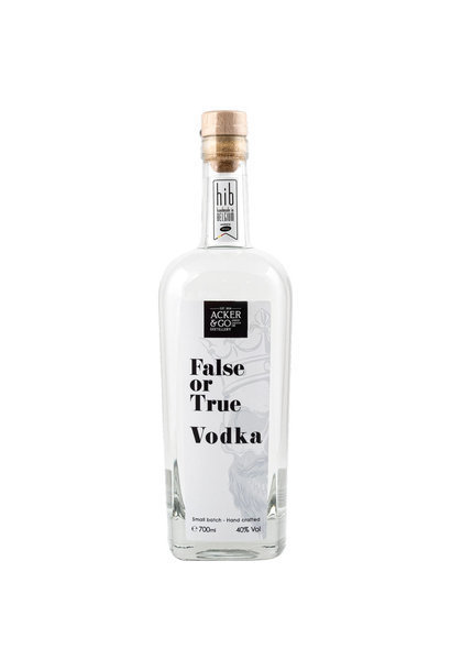 False or True Vodka