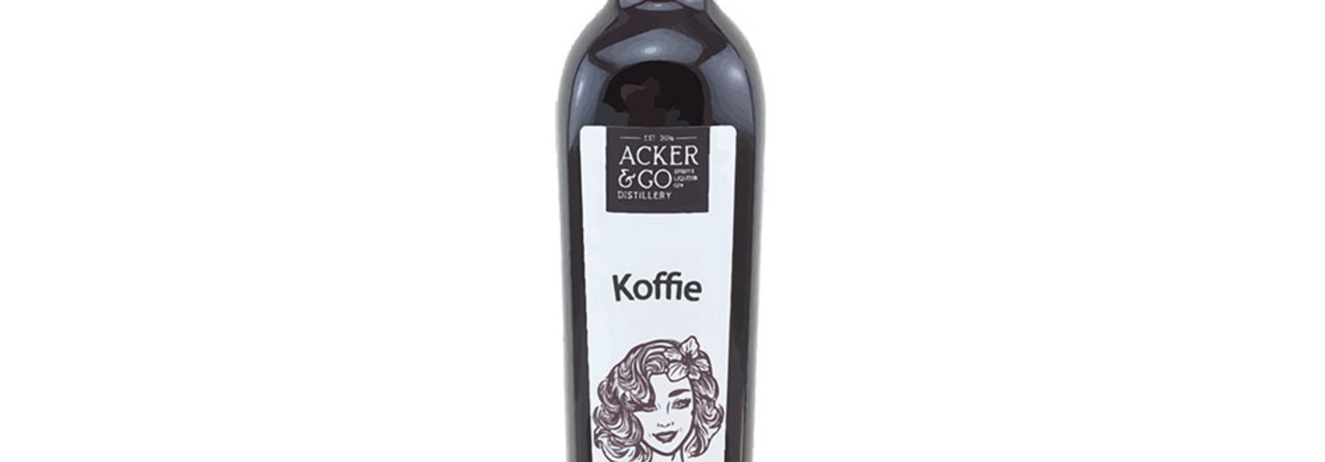 Koffie Rosita likeur