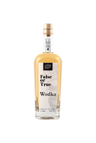 False or True Wodka