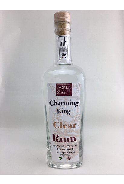 CK Clear Rum