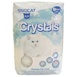 Sivocat Sivocat silicagel crystals