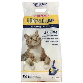 Litter pearls 4x litter pearls ultra clump