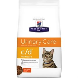 Hill's prescription diet Hill's feline c/d multicare chicken