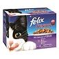 Felix 4x felix pouch senior mix selectie in gelei