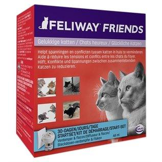Feliway Feliway friends startset verdamper + vulling