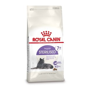 Royal canin Royal canin sterilised +7