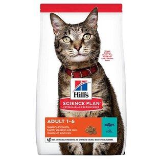 Hill's science plan Hill's feline adult optimal care tonijn