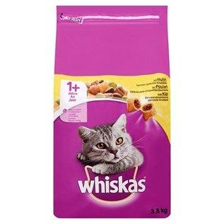 Whiskas Whiskas droog adult kip