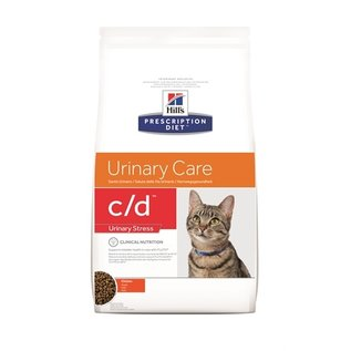 Hill's prescription diet Hill's feline c/d urinary stress