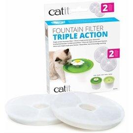 Catit Catit triple action filter