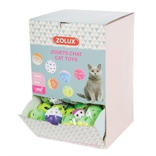 Zolux Zolux display speelballen kat assorti