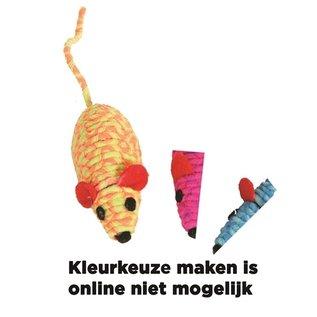 Zolux Zolux elastic muis assorti
