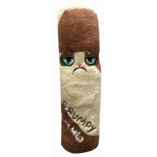 Grumpy cat Grumpy kattenspeelgoed chew met catnip