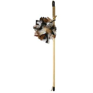 Jolly moggy Jolly moggy natural wild kattenhengel feather