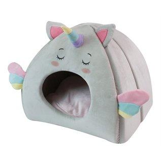 Croci Croci kattenmand iglo fluffy unicorn