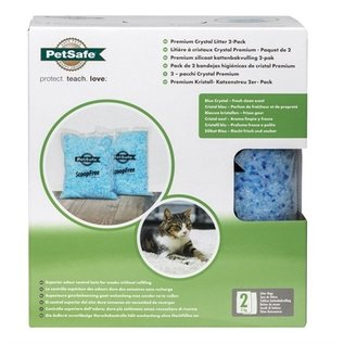 Petsafe Petsafe premium silicaat kattenbakvulling