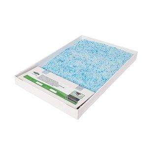 Scoopfree Scoopfree vervangingslade met blue crystal kattenbakvulling