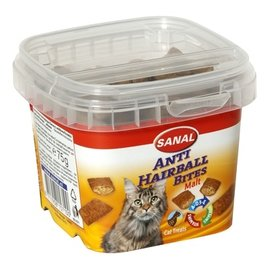 Sanal Sanal cat hairball bites cup