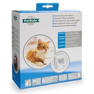 Petsafe Petsafe kattenluik tot 7 kg magnetisch slot wit