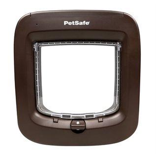 Petsafe Petsafe kattenluik microchip bruin