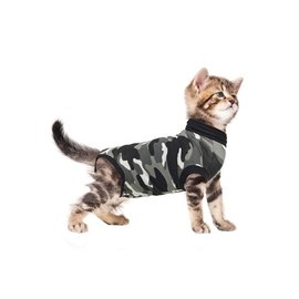 Suitical Suitical recovery suit kat zwart camouflage