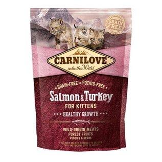 Carnilove Carnilove salmon / turkey kittens