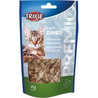 Trixie Trixie premio freeze dried kippenharten
