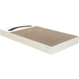 Trixie Trixie krabmat karton xxl zandkleurig