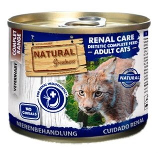 Natural greatness Natural greatness cat renal care dietetic junior / adult