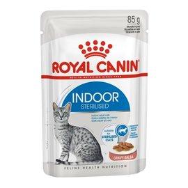 Royal canin Royal canin feline sterilised indoor in gravy