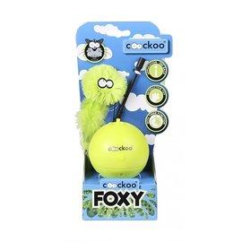 Coockoo Coocky foxy magic ball lime