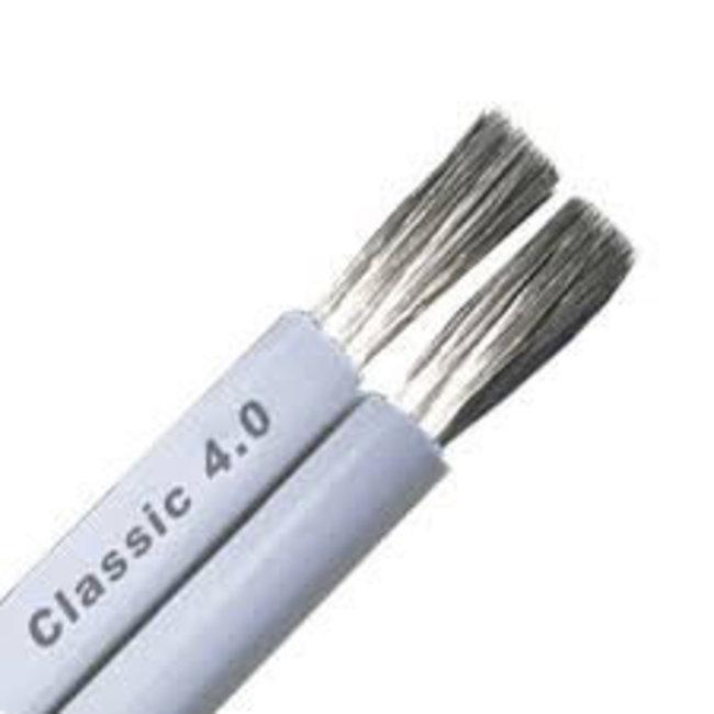 Supra Cables Supra Luidsprekerkabel Classic 4.0 lichtblauw per meter
