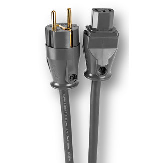 Supra Cables Supra LORAD SPC Netkabel met rechte stekker