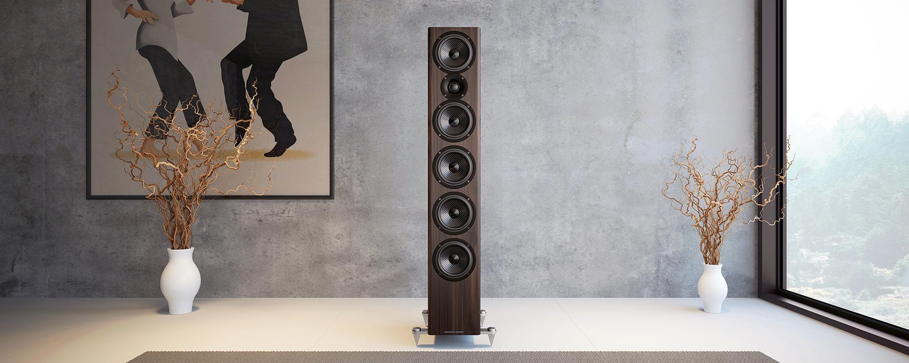 Introductie Acoustic Energy AE520