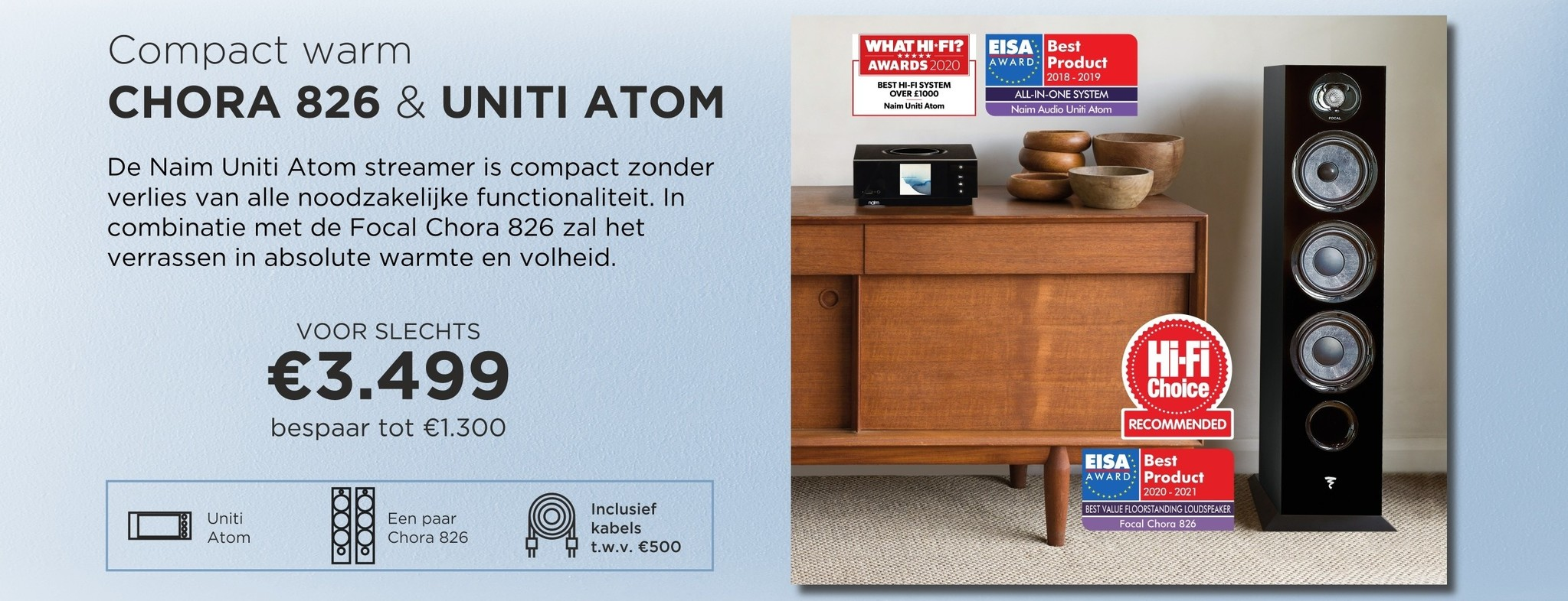 chora 826&Uniti atom