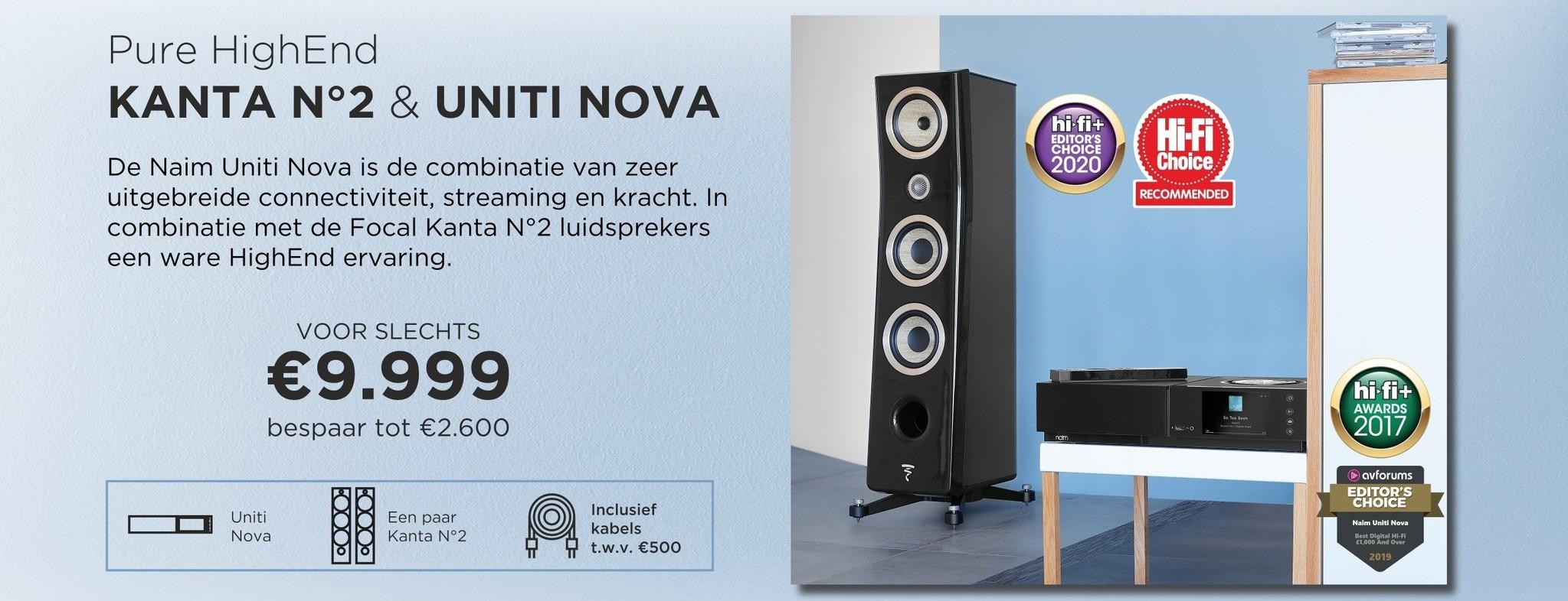 Kanta no2 & Uniti Nova