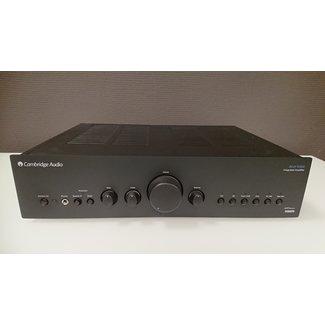 Cambridge Audio Cambridge 640A V2 stereo versterker zwart occasion